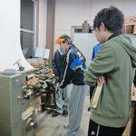授業風景:環境工学フィールド実習